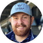 Topgolf Instructor Matthew Bergman