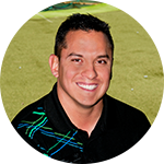 Topgolf Instructor Miguel Luna