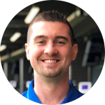 Topgolf Instructor Reece Bartelt