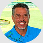 Topgolf Instructor Reggie Sanchez