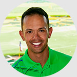 Topgolf Instructor Rick Stewart