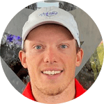 Topgolf Instructor Seth Heppner