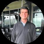 Topgolf Instructor Steve Shinn