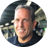 Topgolf Instructor Tony Sartini