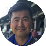 Topgolf Instructor Yong Joo