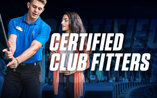 Certified Club Fitting