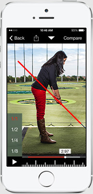 Topgolf Ubersense Video Analysis