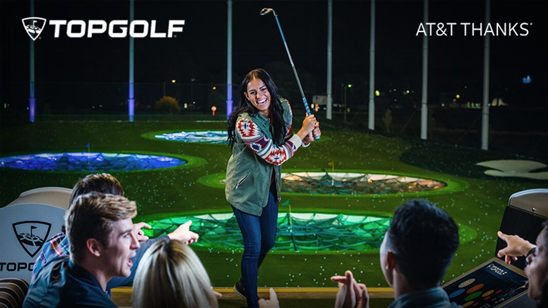 TOPGOLF PARTNER OFFERS