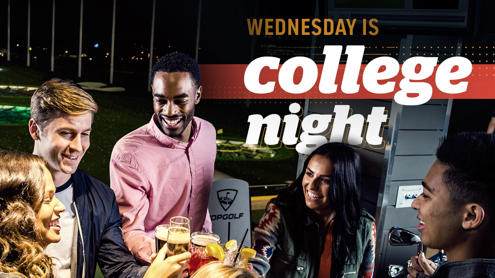 Wednesday is College Night