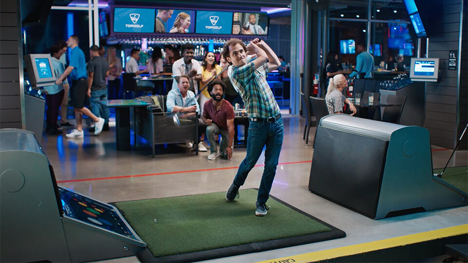 Topgolf: Golf, Party Venue, Sports Bar & Restaurant