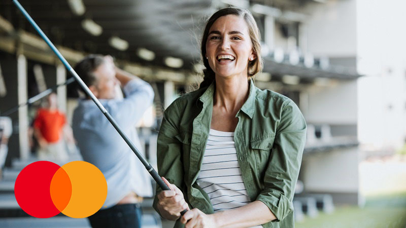 10% OFF TOPGOLF RESERVATION FEES WITH MASTERCARD
