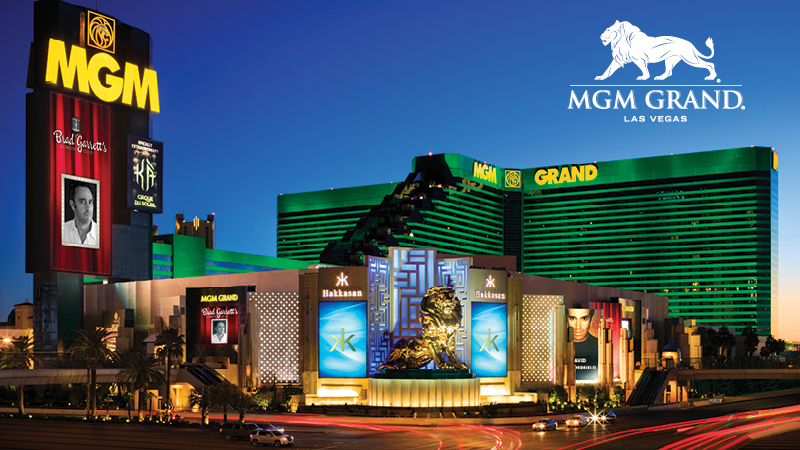 BEST AVAILABLE ROOM RATES - MGM GRAND