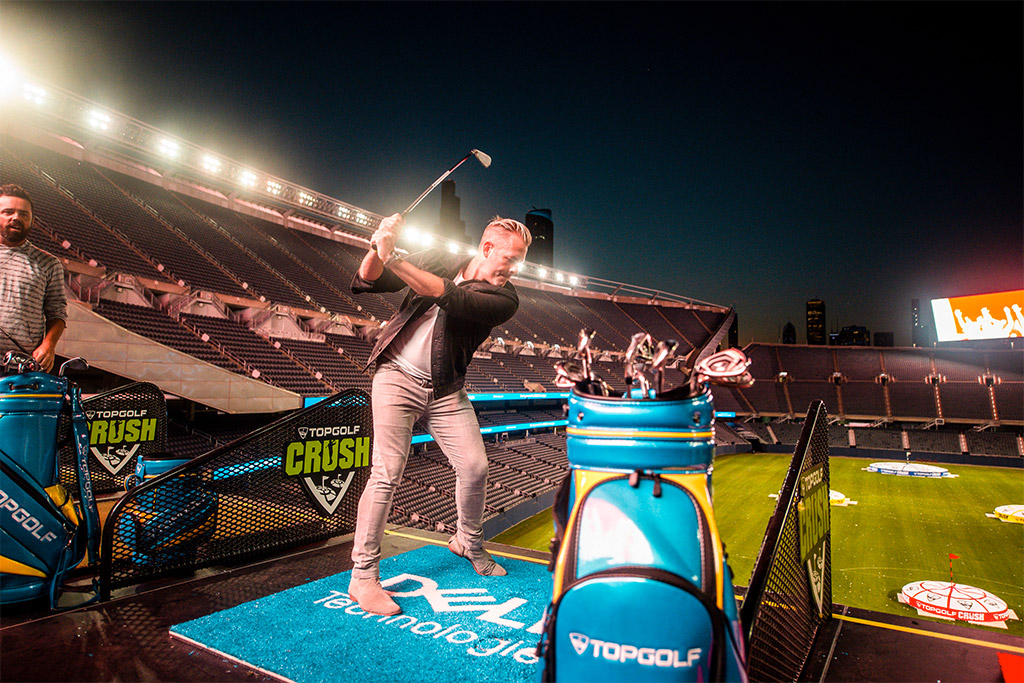Topgolf Live Chicago