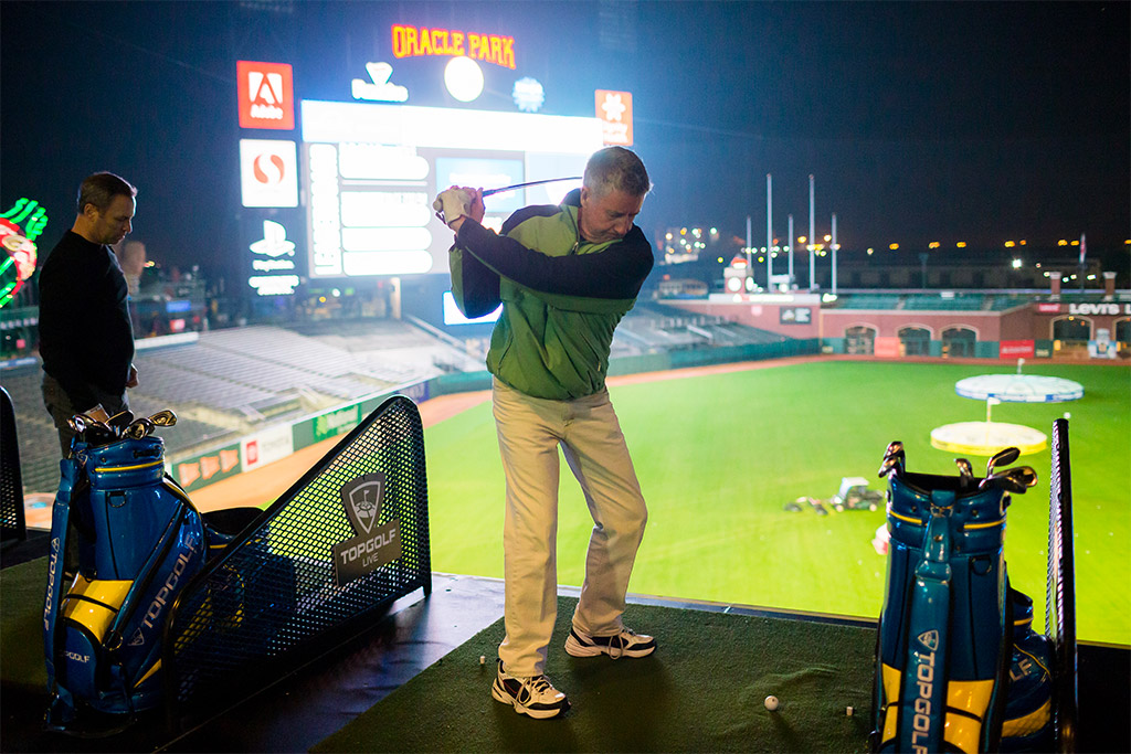 Topgolf Live San Francisco