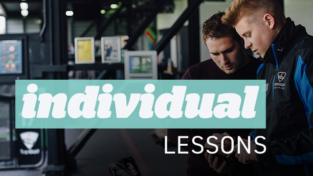 Individual Lessons Header