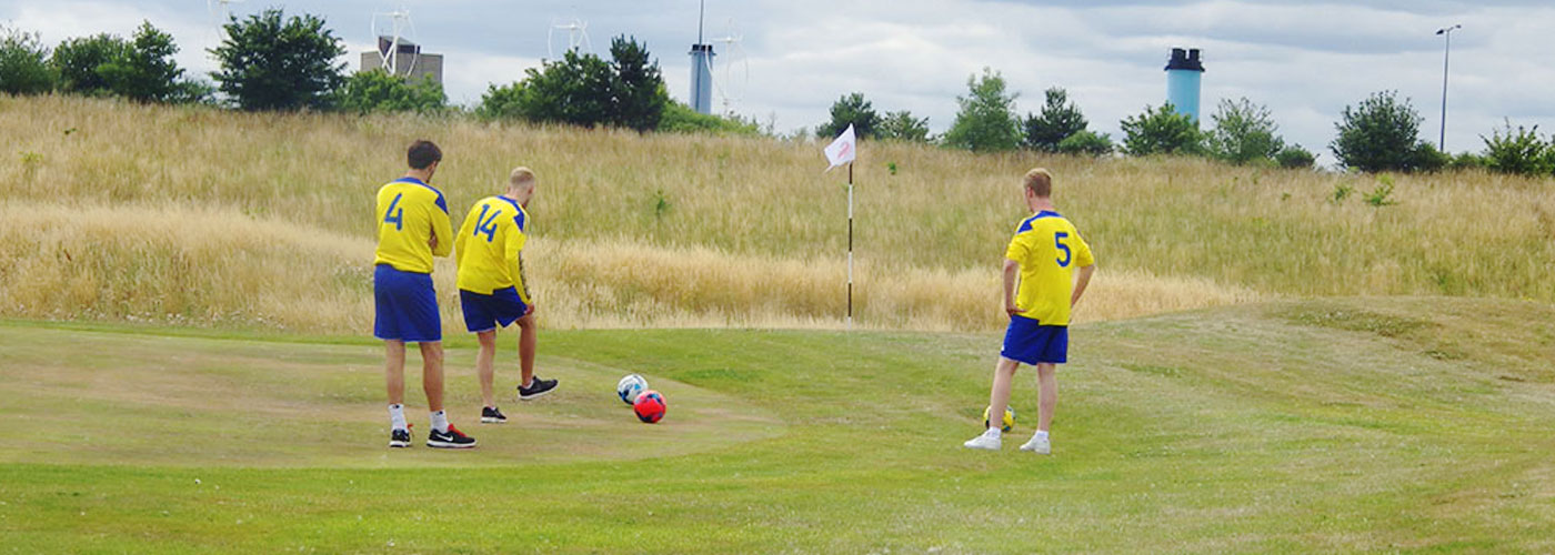 Footgolf Course