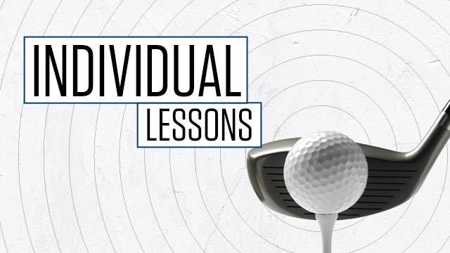 Individual Golf Lessons