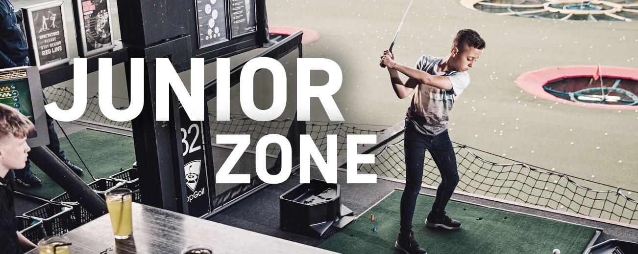Topgolf Junior Zone
