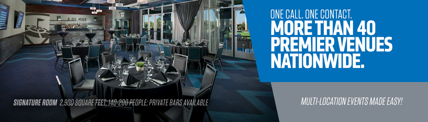 Multi Location Events Made Easy - Topgolf National Events